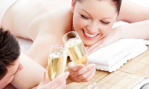 Spa at Henderson Castle: Champagne, Strawberries, and Sauna or Hot-Tub Time for Two at Spa at Henderson Castle (Up to 46% Off)