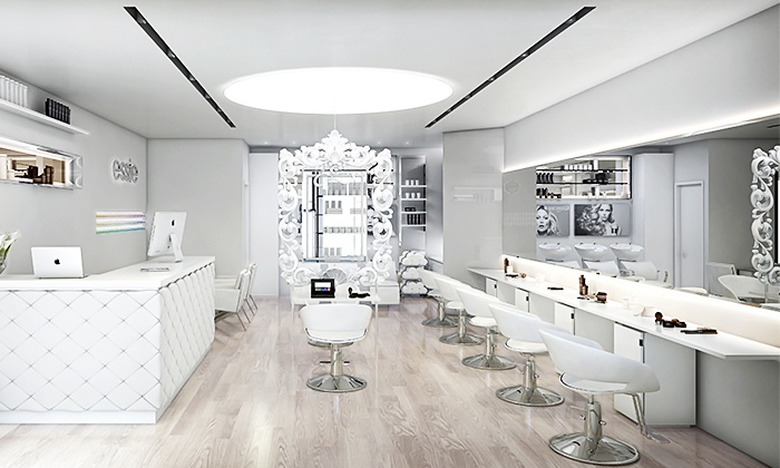 Warren Tricomi - Upper East Side: Eyebrow Shaping and Tinting with Optional Eyelash Tinting at Warren Tricomi (Up to 57% Off)