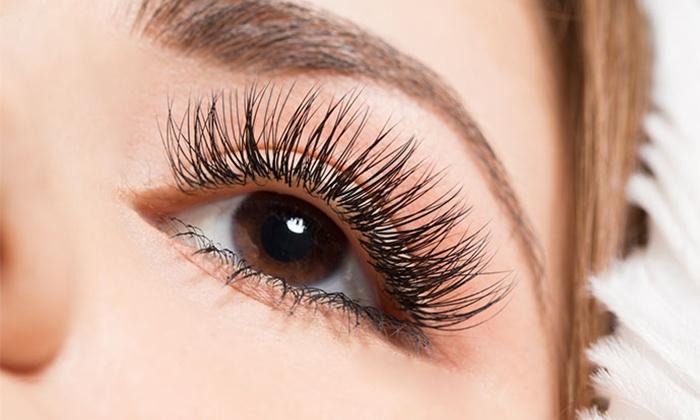 DemiLash - Huntington Beach: Full Set of Eyelash Extensions with Optional Fill at DemiLash (Up to 59% Off)