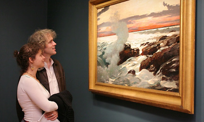 Sterling and Francine Clark Art Institute - Williamstown: Visit for Two or Four to the Sterling and Francine Clark Art Institute in Williamstown (Up to 58% Off)