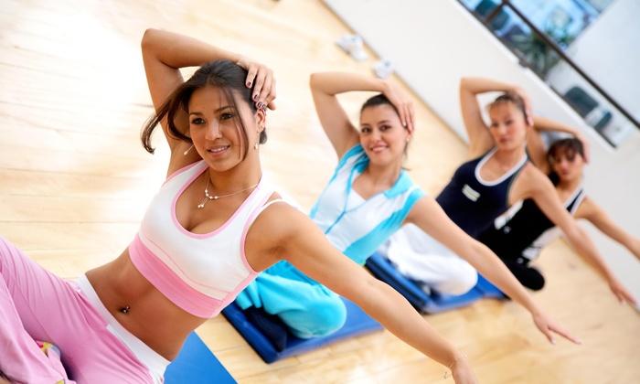 FLYOGI - Wilmington: Two Yoga Classes at FLYOGI (25% Off)