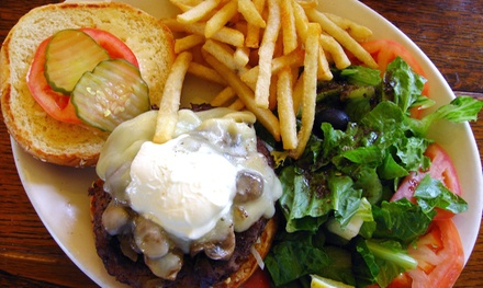 Diner Food for Two or Four on Weekends or Weekdays at Patrick's Roadhouse (Up to 42% Off)