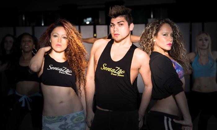 Sensazão Dance Fitness - Landmark - Van Dorn: 5 or 20 Dance or Abs & Glutes Classes, or 2, 4, or 6 Masterclasses at Sensazão Dance Fitness (Up to 51% Off)