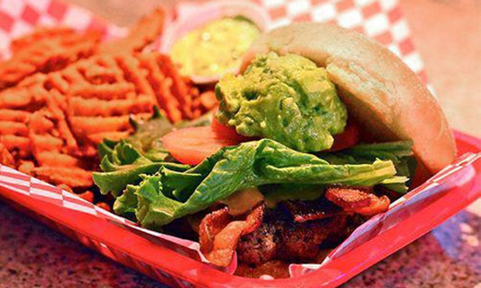 Shaw's Patio Bar & Grill - Fairmount: $10 for $20 Worth of American Fare at Shaw's Patio, Bar & Grill