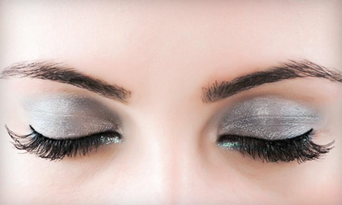 Aisha's Salon & Spa - Pearland: Three or Five Eyebrow Threadings at Aisha's Salon and Spa (Up to 55% Off)
