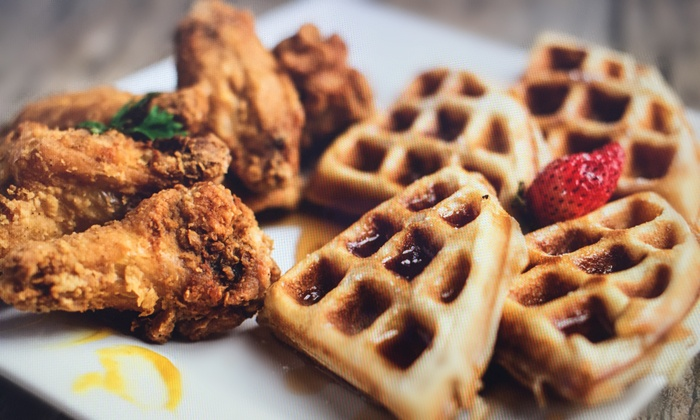 Prospect Park - Galleria-Area: Brunch with Dessert and Mimosas for Two or Four at Prospect Park (Up to 24% Off)
