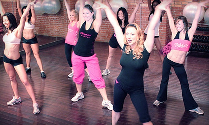 Twisted Grip Pole Dance - Duncan: Flirty Fitness Classes or Group Party at Twisted Grip Dance & Fitness in Duncan (Up to 61% Off). Three Options Available.