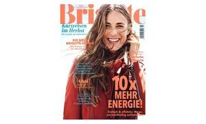 Eventus Media GmbH: Jahres-Abo (26 Ausgaben) der Zeitschrift Brigitte (84% sparen*)