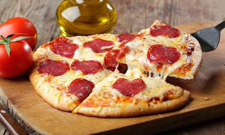 $11 for $20 Worth of Italian Food at Fairfield Pizza & Pasta Company