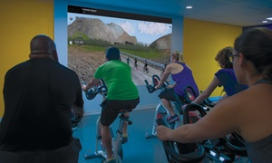 The Firm Cardio Studio: One or Two Months of Unlimited Indoor-Cycling Classes at The Firm Cardio Studio (Up to 56% Off)