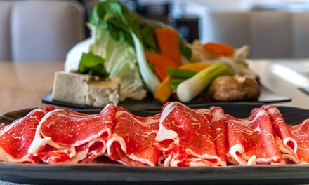 Shabu Shabu Lunch or Dinner for Two at Oseyo Shabu Shabu (Up to 40% Off)