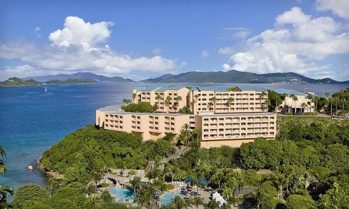 All-Inclusive Caribbean Stay with Airfare from CheapCaribbean.com - Miami: Five-Day, Four-Night All-Inclusive Stay for Two in St. Thomas with Round-Trip Airfare from CheapCaribbean.com