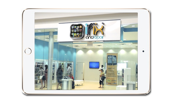 iFixandRepair - North East Mall: Screen Repair for iPhone 5/5C/5S and iPad Repairs at iFixandRepair (Up to 34% Off). Three Options Available.