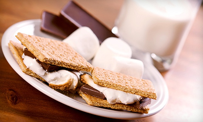 Mix It Frozen Yogurt & Juice Bar - Short Pump: Indoor S'More-Making for Two or Four or $5 for $10 Worth of Frozen Yogurt at Mix It Frozen Yogurt & Juice Bar