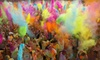 The Graffiti Run - Houston: $25 for the Colorful 5K Run for One on Sunday, April 14, at Sam Houston Race Park ($50 Value)