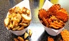 3 Potato 4 - Central City: Fries and Ice Cream at 3 Potato 4 (Up to 46% Off)