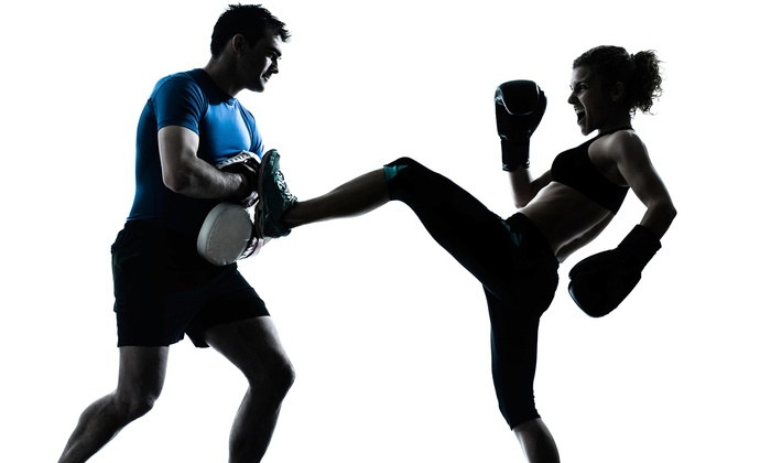 9Round Fitness & Kickboxing - 9Round Fitness & Kickboxing - Simi Valley: $29 for 5 Kickboxing Circuit Training Rounds at 9Round Fitness & Kickboxing ($75 Value)