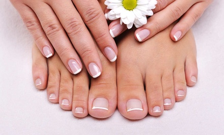 Three Laser Nail-Fungus-Removal Sessions for Up to 5 or 10 Toes at Nu Nail (Up to 34% Off)
