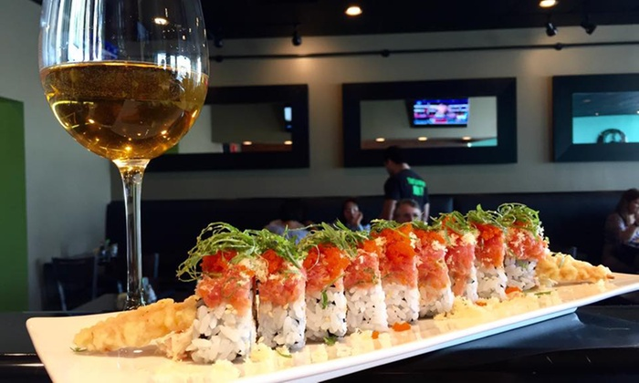 Sushi at the Lake Too - Mooresville: Sushi and Japanese Food at Sushi at the Lake Too (38% Off)