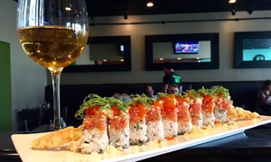 Sushi at the Lake Too: Sushi and Japanese Food at Sushi at the Lake Too (38% Off)