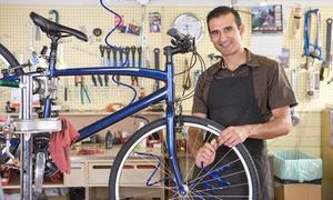 Serwis Ośka: Przegląd rowerowy: podstawowy (od 39,99 zł) lub rozszerzony (od 69,99 zł) w serwisie Ośka (do -54%)