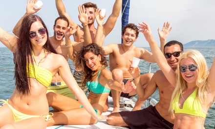 One or Two General Admission Tickets to Nixon Sandbar Boat Party (Up to 55% Off)