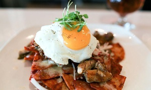 SeaLegs Wine Bar: Saturday Brunch for Two or Four at SeaLegs Wine Bar (Up to 35% Off)