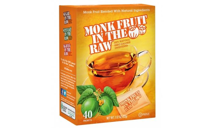 Monk fruit packet