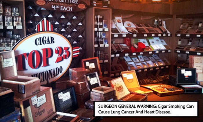Owl Ear Smoke Shop - Salt River: Cigars and Cigar Accessories at Owl Ear Smoke Shop in Scottsdale (Half Off)
