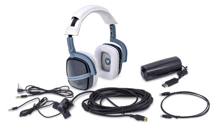 Polk Audio Melee Gaming Headset For Xbox 360 Grouponrhgroupon: S Xbox One Gaming Headset Headphones Polk Audio At Elf-jo.com