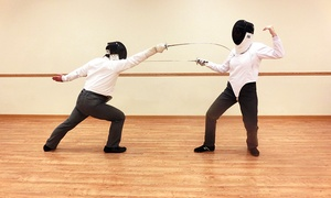 Palm Beach Classical Fencing: One, Four, or Eight Classical Fencing Classes at Palm Beach Classical Fencing (Up to 54% Off)