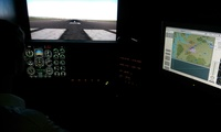 30- or 60-Minute Flight Simulator Experience at ACS Flight Training (Up to 54% Off)