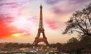 ✈ 8-Day Rome and Paris Vacation with Air from Gate 1 Travel at Rome and Paris Vacation with Hotel and Air from Gate 1 Travel, plus 6.0% Cash Back from Ebates.