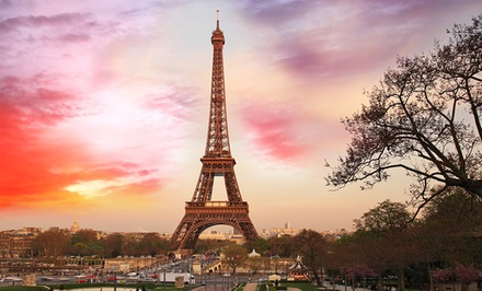 ✈ 7-Day Paris Vacation with Airfare and Accommodations from go-today. Price/Person Based on Double Occupancy.