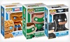 Pop Heroes Figures: $6 for a Pop Heroes Vinyl or Bobblehead Figure (Up to 46% Off). 10 Options Available.
