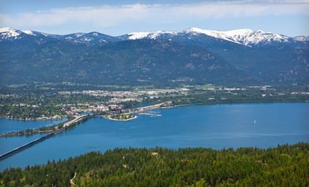 Spokane / Coeur d'Alene: Two- or Three-Night Stay at Days Inn Sandpoint in Sandpoint, ID