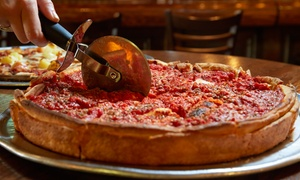 John Ginos Pizza: $11 for $20 Worth of Food and Drinks at John Gino's Pizza