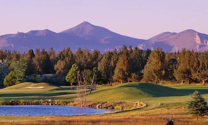 Eagle Crest Resort - Greater Bend, OR: 2-Night Stay with Two Welcome Drinks at Eagle Crest Resort in Redmond, OR