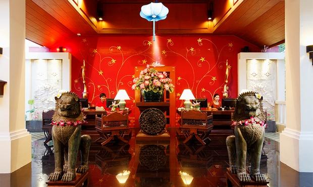Phuket: 4* Aquamarine Resort 7