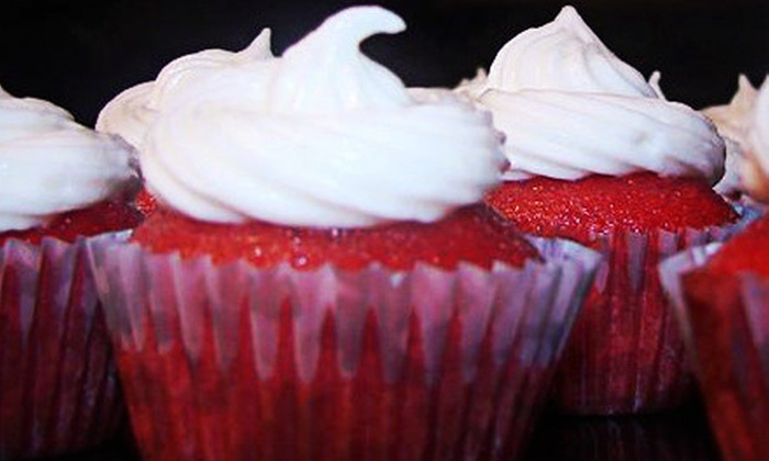 Cakes by Mel - Southwest Carrollton: $30 Worth of Cupcakes