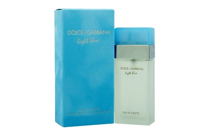 Light Blue by Dolce & Gabbana for Women. Multiple Sizes Available.