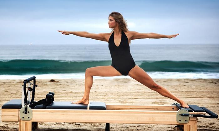 formu+La Pilates + Juice - Manhattan Beach: Three or Six Pilates Classes at formu+La Pilates + Juice (Up to 63% Off)