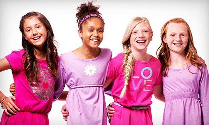 FPgirl: Custom-Designed Clothes, Jewelry, and Accessories from FPgirl (53% Off). Two Options Available.