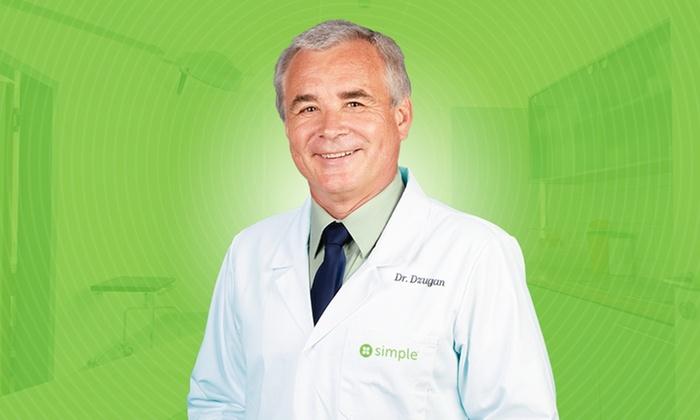 Dzugan Physiologic - Miami: $107 for $195 Worth of Nutritional Counseling — Dzugan Physiologic