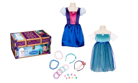 Disney's Frozen 20-Piece Dress-Up Trunk