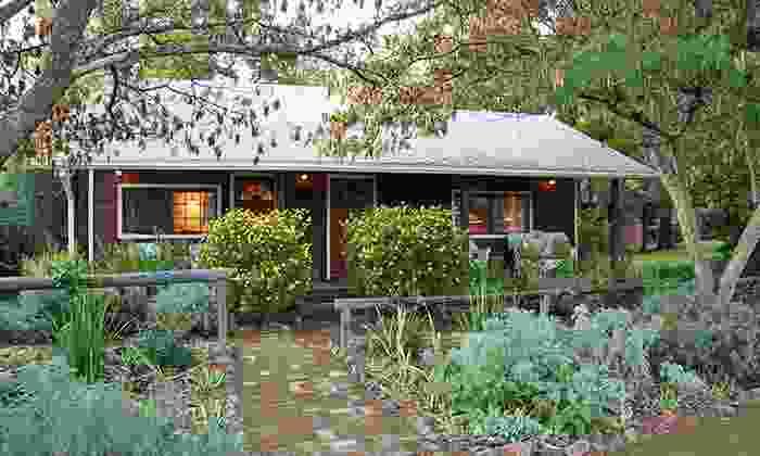 Old Crocker Inn - Cloverdale, CA: 1- or 2-Night Stay for Two at Old Crocker Inn in Cloverdale, CA. Combine Multiple Nights.