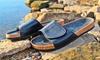 Spandals Exfoliating Women's Spa Sandals: Spandals Exfoliating Women's Spa Sandals