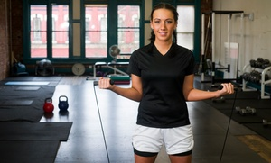 CrossFit Reinvent: 10 CrossFit Classes or One Month of Unlimited CrossFit Classes at Crossfit Reinvent (Up to 81% Off)