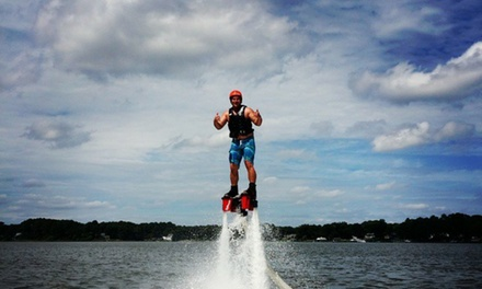 Up to 42% Off Flyboarding at Freestyle Aquatix