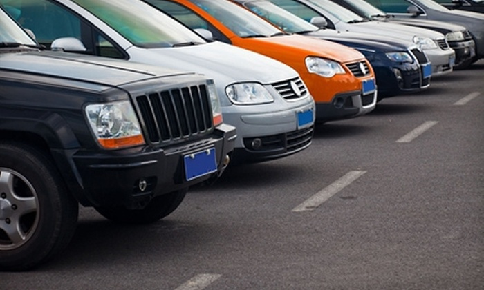 Executive Valet Parking - Bradley International Airport: One or Three Three-Day Airport Parking Vouchers at Executive Valet Parking in Suffield (Up to 61% Off)